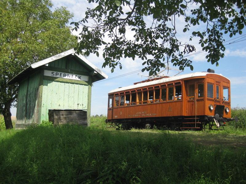 Gleichstromlokomotiven der Linzer Lokalbahn von Limitbahn 23886699kh