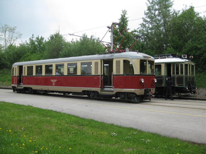 Gleichstromlokomotiven der Linzer Lokalbahn von Limitbahn 23886760wv