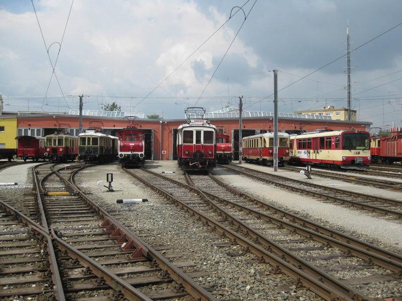 Gleichstromlokomotiven der Linzer Lokalbahn von Limitbahn 23886769wc