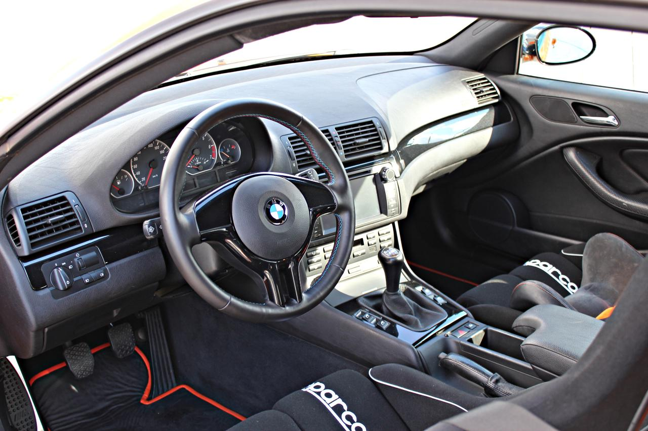 show me your interior mods e46fanatics