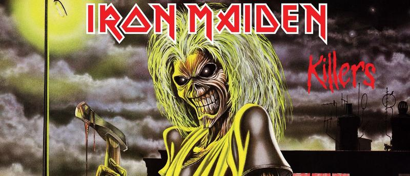 Iron Maiden Eddie Actionfiguren