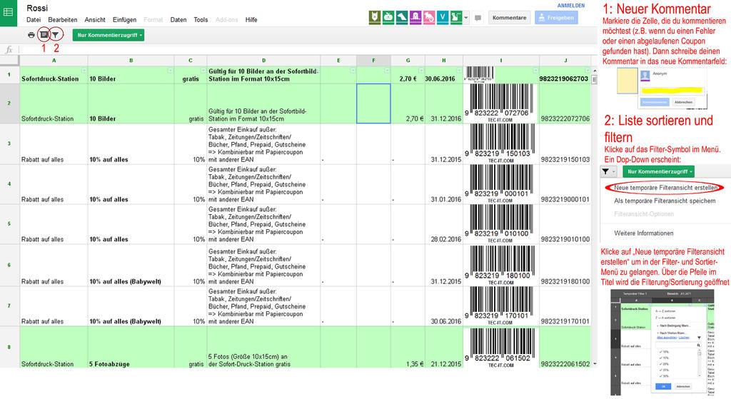 rabatt coupons zum ausdrucken drogerie