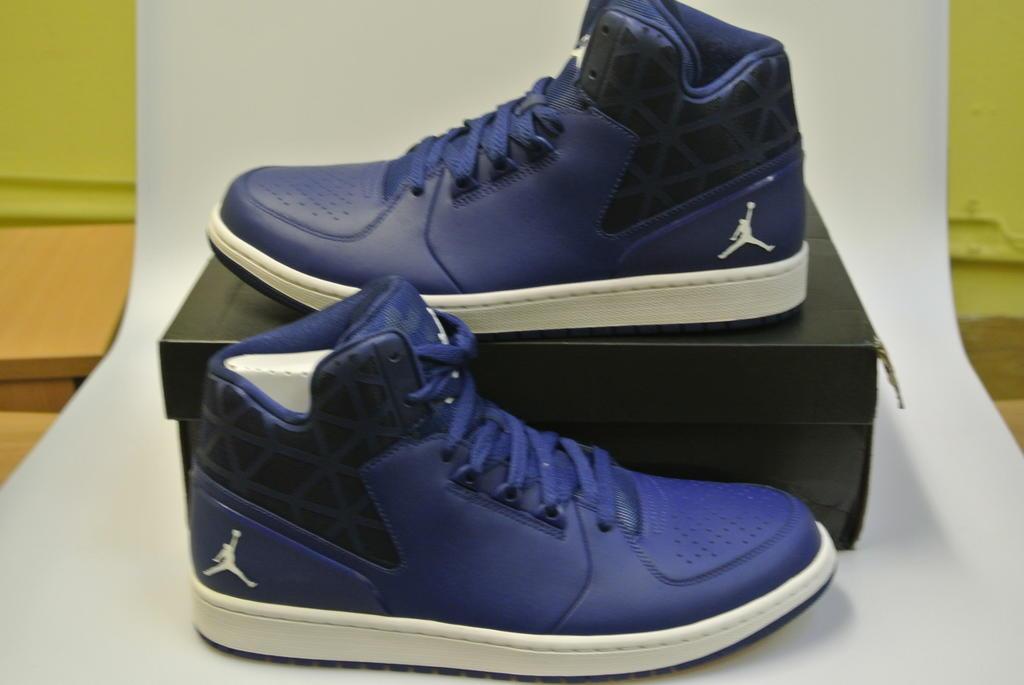 Jordan 1 Flight 3 Blau