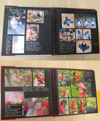 Ideen babytagebuch fotoalbum erinnerungen - Fotoalbum ideen ...