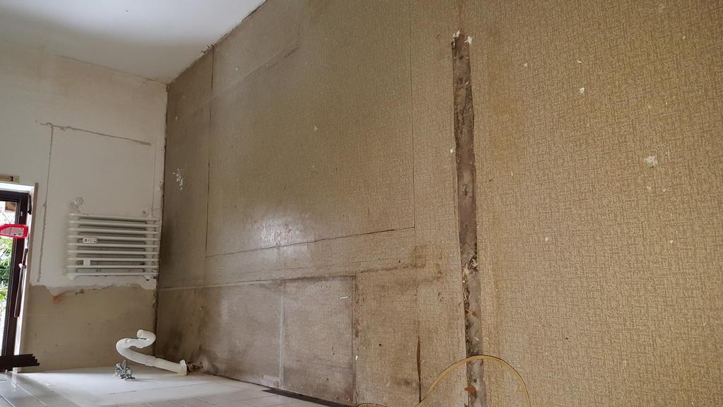 Asbest unterm pvc alten kuchenboden selbstde diy forum for Pvc küchenboden