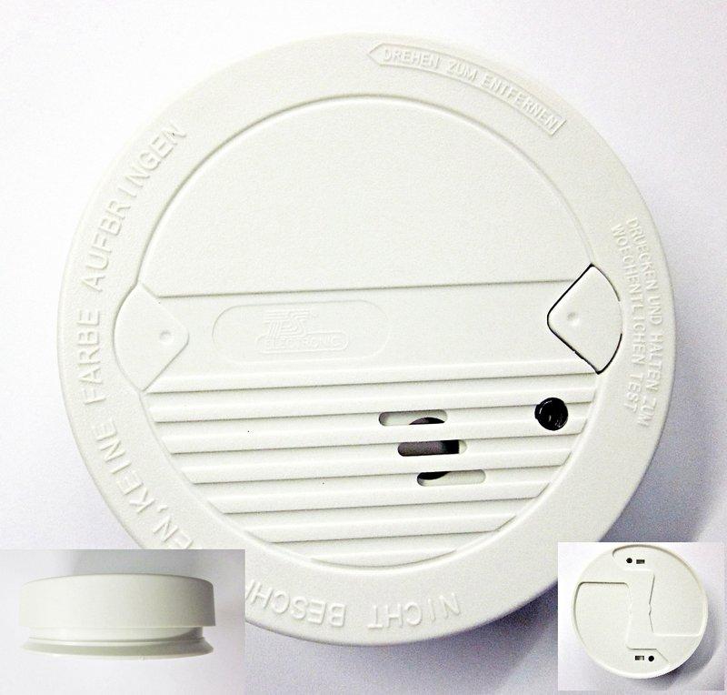 rauchmelder photoelektrisch rauchwarnmelder 9 v rauch feuer melder brandmelder. Black Bedroom Furniture Sets. Home Design Ideas