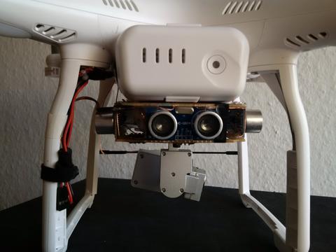 kollisionserkennung mit arduino und ultraschall sensor selber bauen sonstige technik. Black Bedroom Furniture Sets. Home Design Ideas