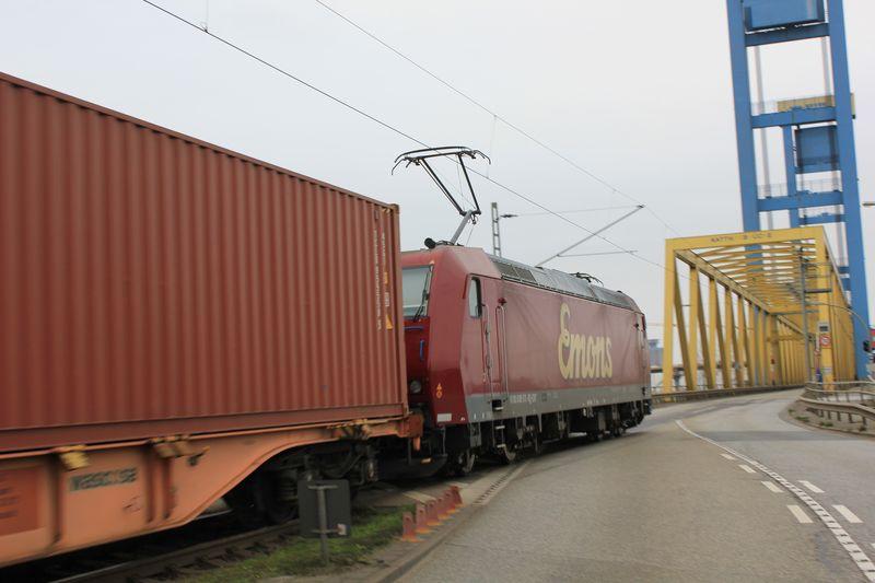 Exoten auf der Hafenbahn 24203882gn