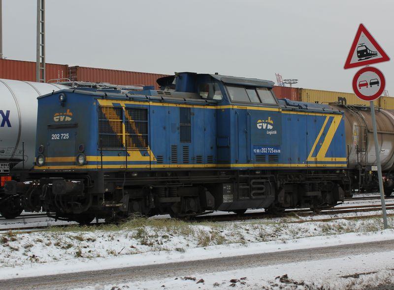 Exoten auf der Hafenbahn 24203886vz