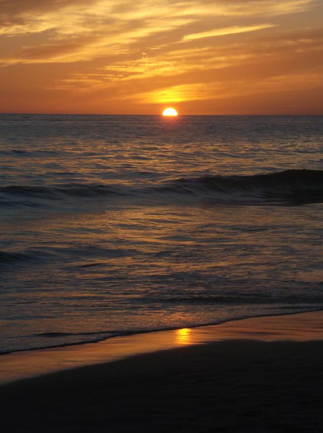 Sonnenuntergang An Der Westküste W Das Fuerteventura Forum Auf