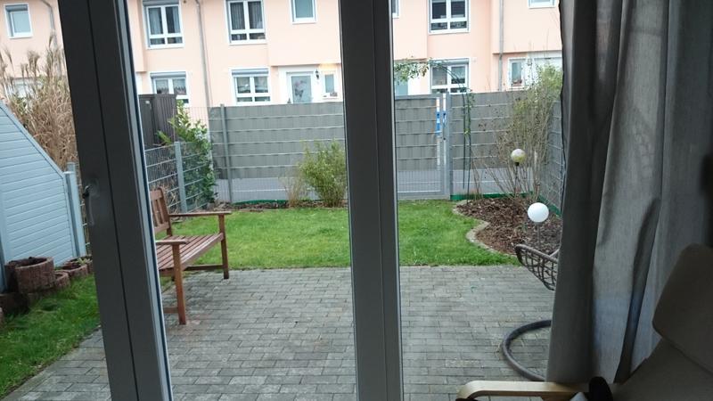 Reihenhausgarten Sichtschutz gestaltungstipps kleiner reihenhausgarten mein schöner garten forum