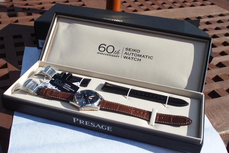 60th Anniversary of the 1st Seiko Automatic Watch ? Seiko