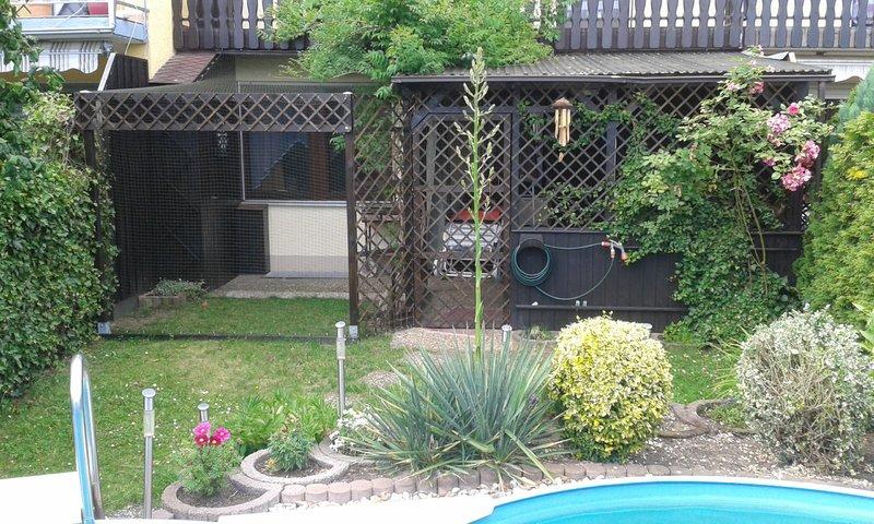 terrasse gartenteil katzensicher machen lassen welche. Black Bedroom Furniture Sets. Home Design Ideas