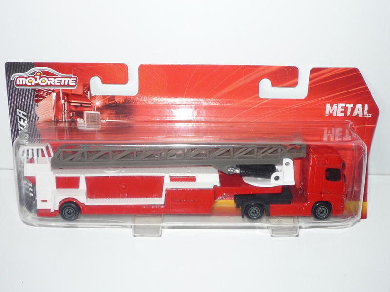 N°612 Pompier with Mercedes Actros 24402518nf
