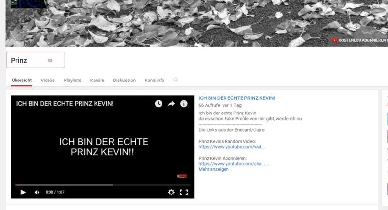 Youtube Bestätigt Haken