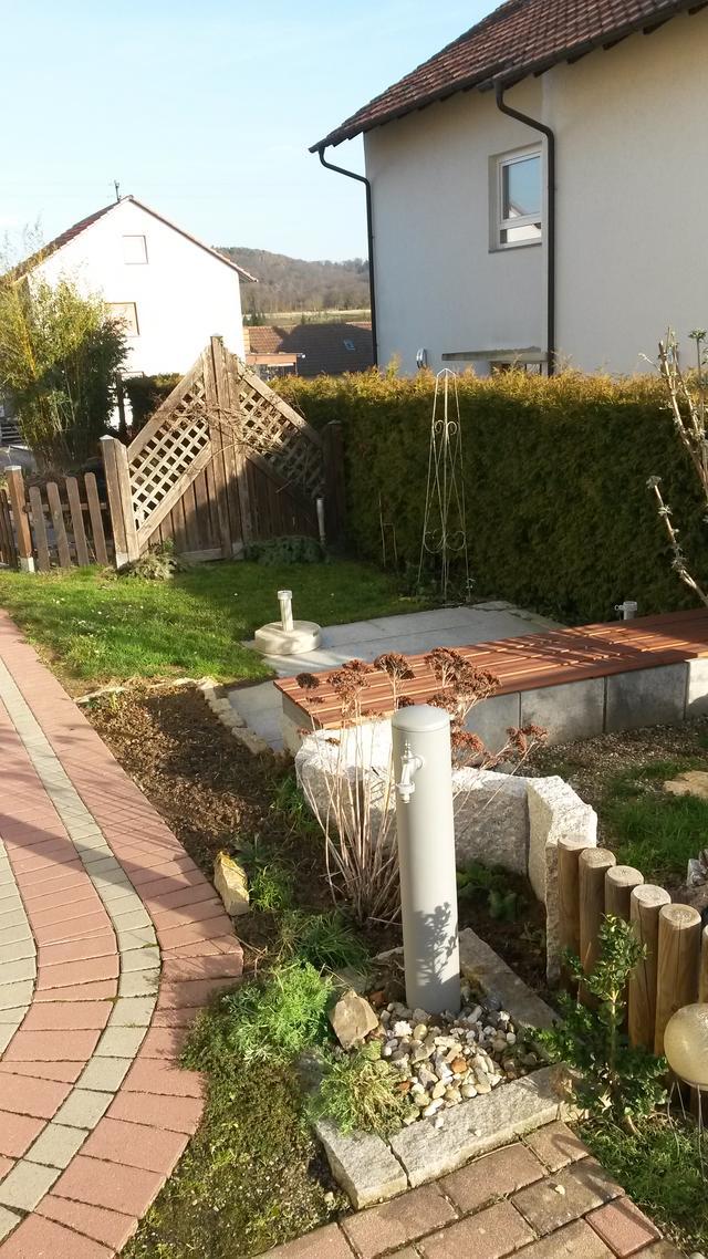 Schmaler gartenstreifen neu gestalten ohne thuja seite for Gartengestaltung thuja