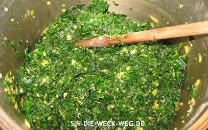 Grünkohl mit Pinkel – eingekocht