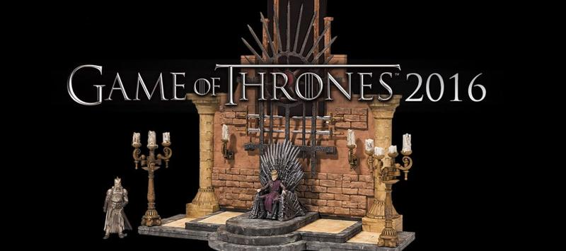 Game of Thrones Building Sets