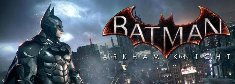 Batman Arkham Actionfiguren