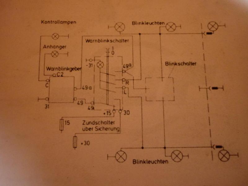 deutz 06 frage zu brems blinklicht elektrik deutz forum. Black Bedroom Furniture Sets. Home Design Ideas