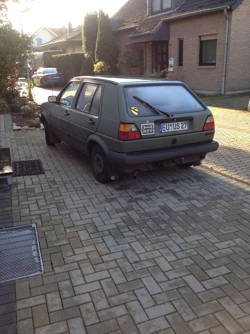 info for b44d5 000fb Golf 2 Diesel Bundeswehr - Robur, Ural, Sil, Sonstige ...