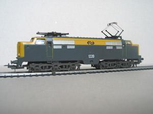 NS Dutch 1200 Electric, a long history