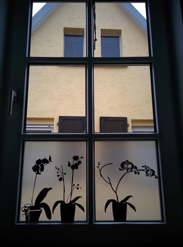 bastelwissen online thema anzeigen sichtschutz f r mein schlafzimmerfenster. Black Bedroom Furniture Sets. Home Design Ideas