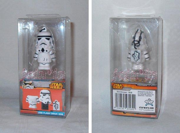 8 gb tribe usb stick flash drive star wars stormtrooper neu schl sselanh nger ebay. Black Bedroom Furniture Sets. Home Design Ideas