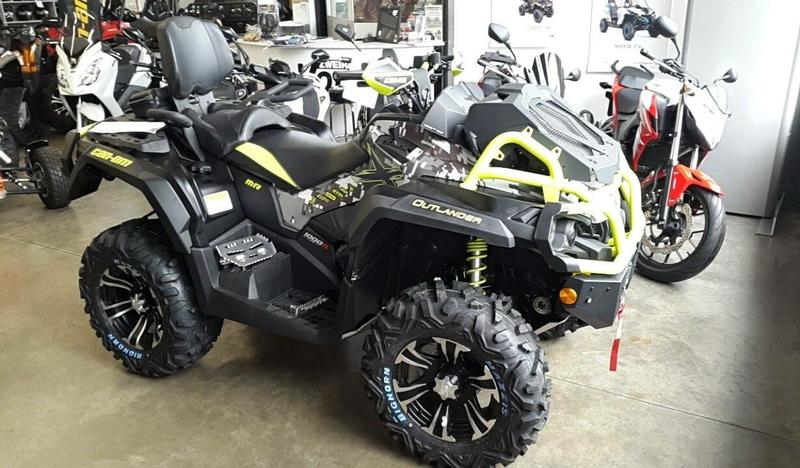 can am outlander xmr 1000r can am atv forum. Black Bedroom Furniture Sets. Home Design Ideas