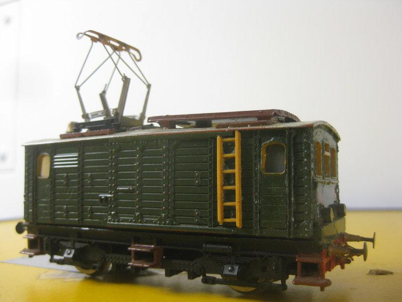 Elektrische Kleinbahnen 24729450mm
