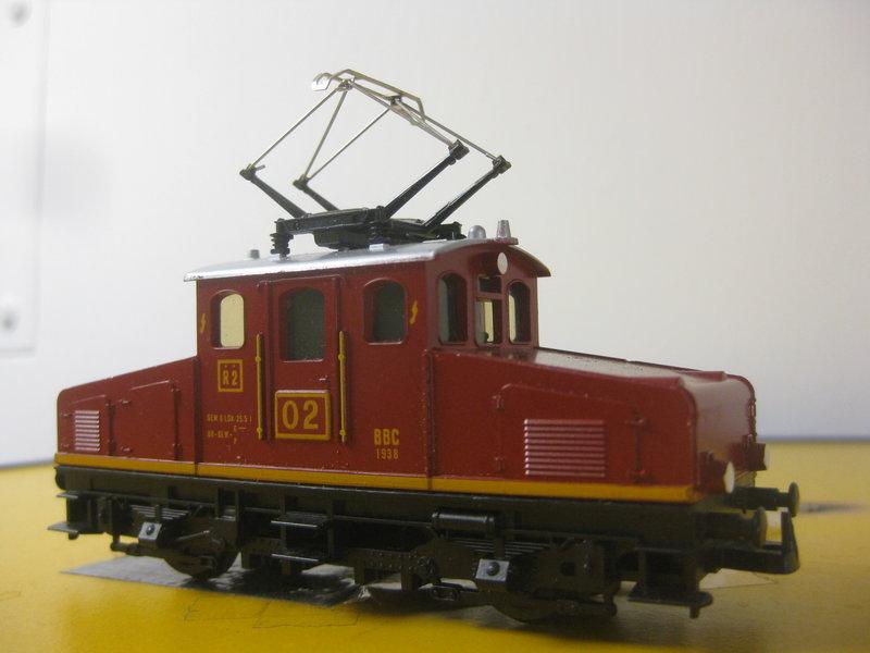 Elektrische Kleinbahnen 24729477ri