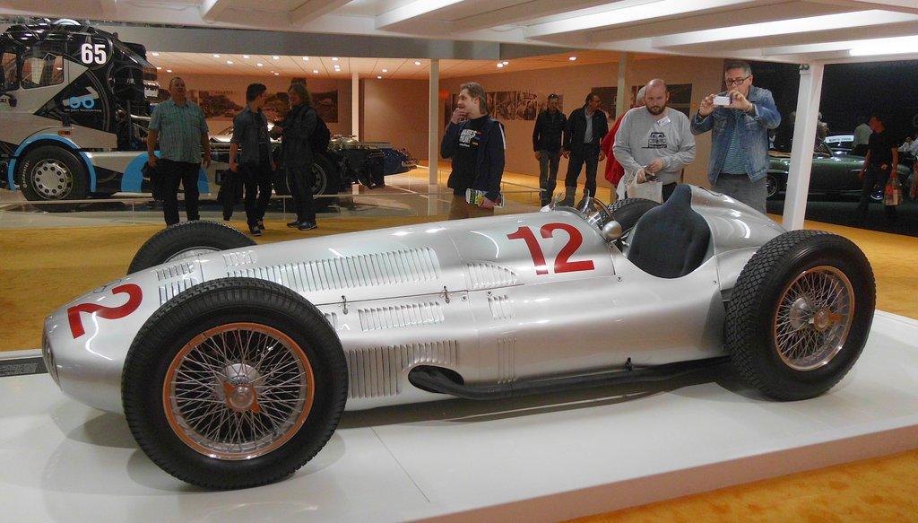 1/43 Die Silberpfeile von Mercedes und Auto Union - Seite 2 ...