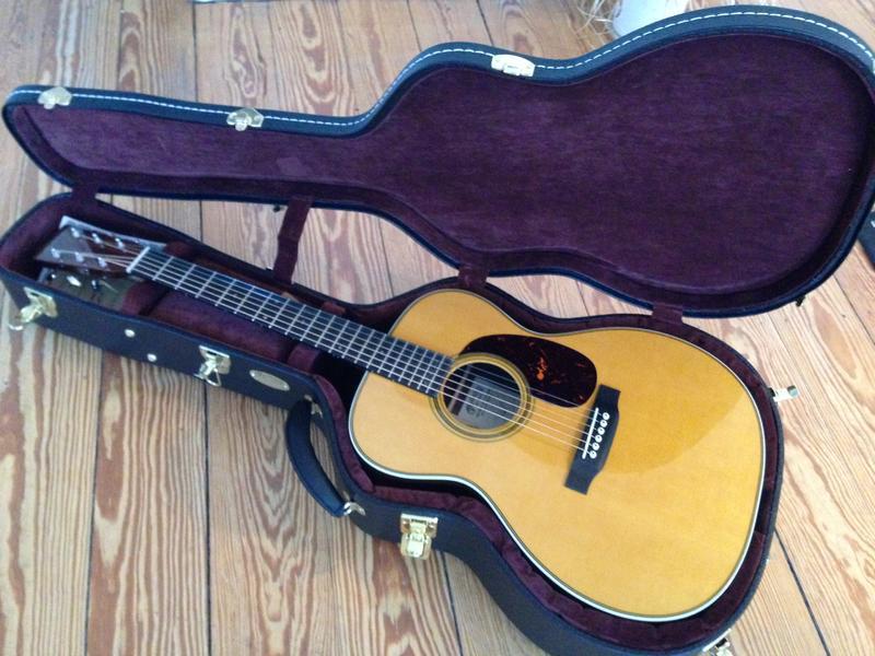 Meine neuen Gitarren...... Oder machen wir einen Gitarren-Thread ...