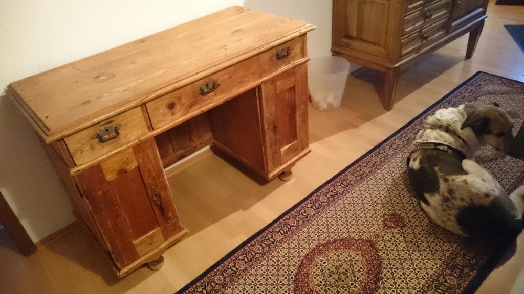Alten Tisch Restaurieren ~ Alten Schreibtisch restaurieren  woodworker