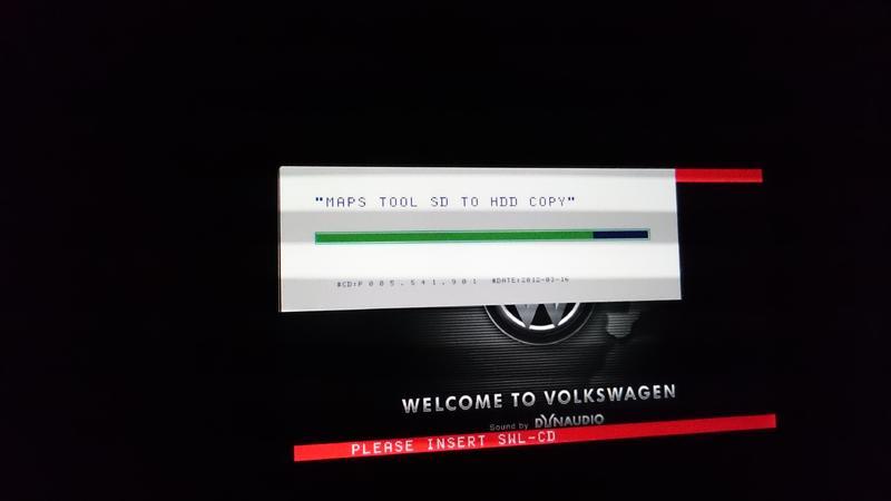 support volkswagen rns 510 supportthread karten updates. Black Bedroom Furniture Sets. Home Design Ideas