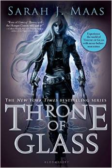Throne of Glass von Sarah J. Maas