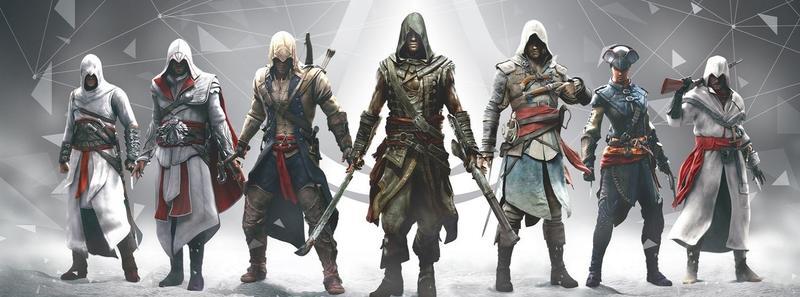 Assassins Creed Actionfiguren und Statuen