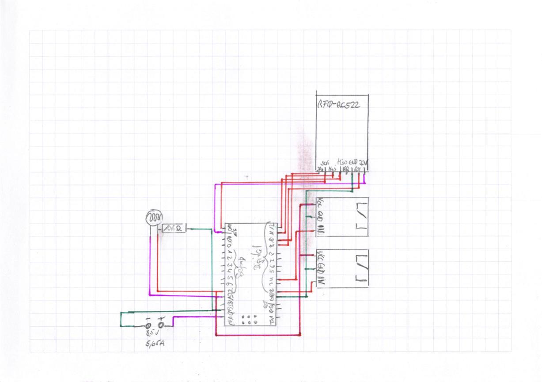 Gartentor mittels RFID öffnen, Status - Page 2