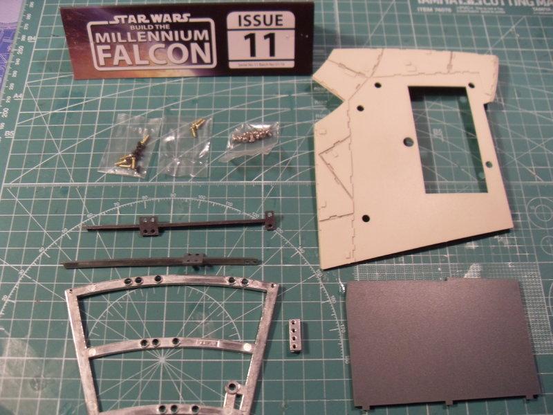 Offizielle Bautagebuch Millenium Falcon Lieferung 11, 12 , 13 - Das ...