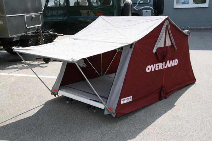 Dachzelt Gebraucht : Das offroad forum dachzelt overland small