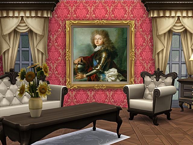 gem lde barock style bilder beautysims. Black Bedroom Furniture Sets. Home Design Ideas