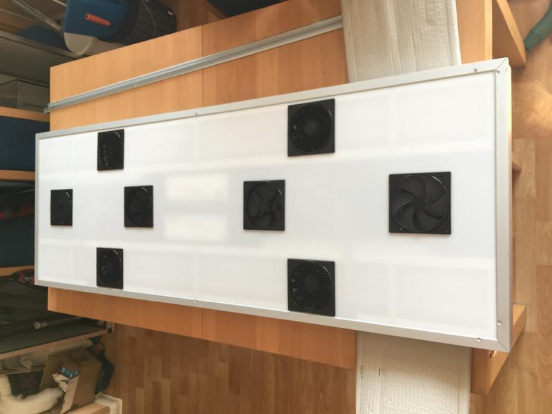 meine 24 kanal diy hybrid mit 161 led s und 4x t5 80w ist fertig diy vorstellung fragen. Black Bedroom Furniture Sets. Home Design Ideas