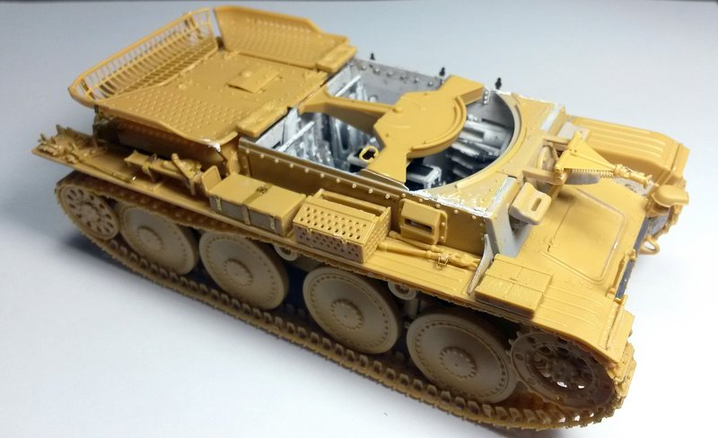 marder iii ausf h tristar 1 35 fertig. Black Bedroom Furniture Sets. Home Design Ideas