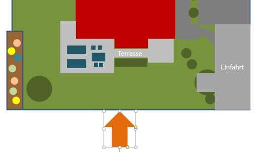 hecke sichtschutz im neubaugebiet mein sch ner garten forum. Black Bedroom Furniture Sets. Home Design Ideas