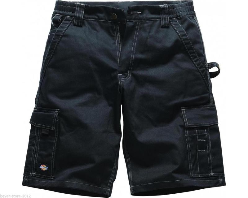 dickies herren arbeitshose bermuda shorts kurze hose cargohose bergr e 44 64 ebay. Black Bedroom Furniture Sets. Home Design Ideas