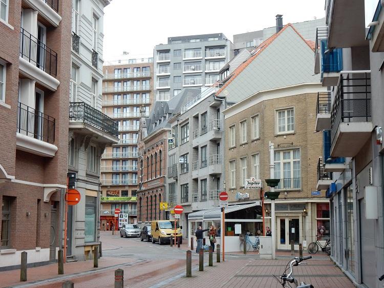 holländische küste gebäude historisch