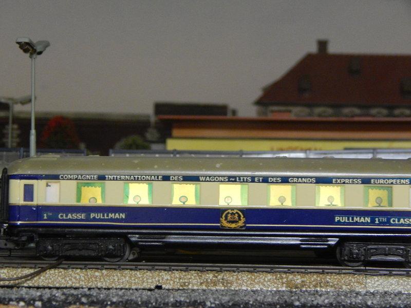 346 Wagenschrott zum Pullman Orient Express 25079383nu