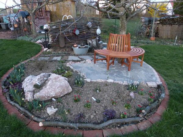 Bepflanzte zinkwanne seite 8 gartengestaltung mein for Gartengestaltung zinkwanne