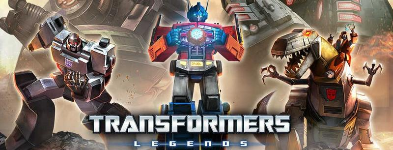 Transformers Legends Serie