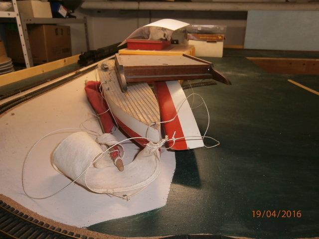 Un catamaran Tirot. 25258286wh